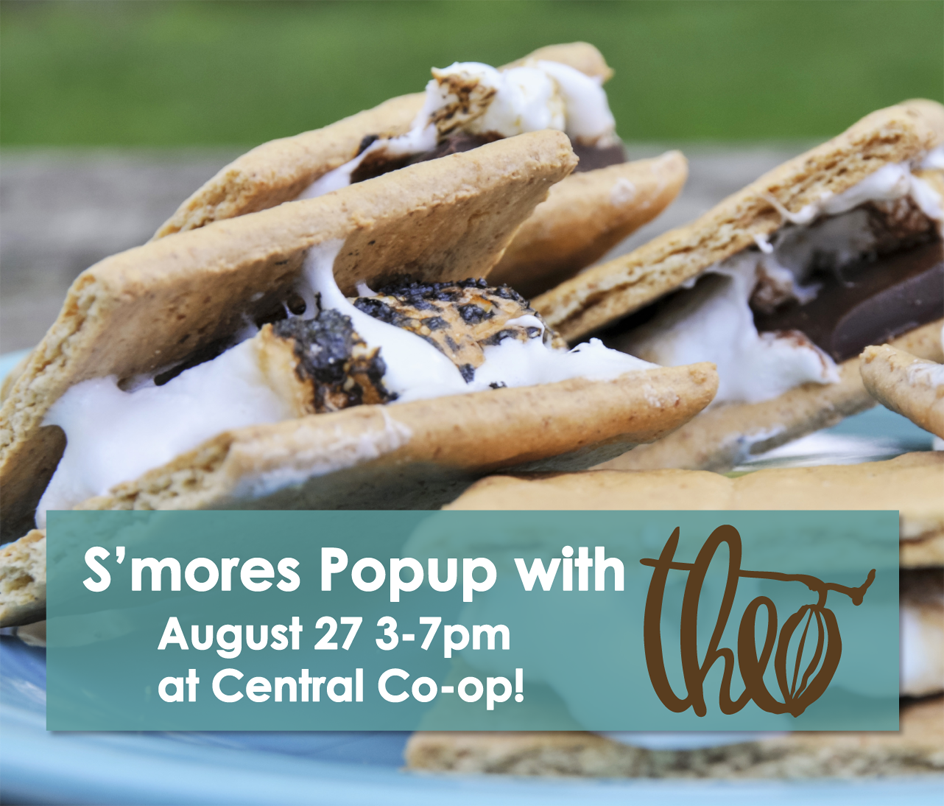 S'mores Popup with Theo Chocolate @ Central Co-op | Seattle | Washington | United States